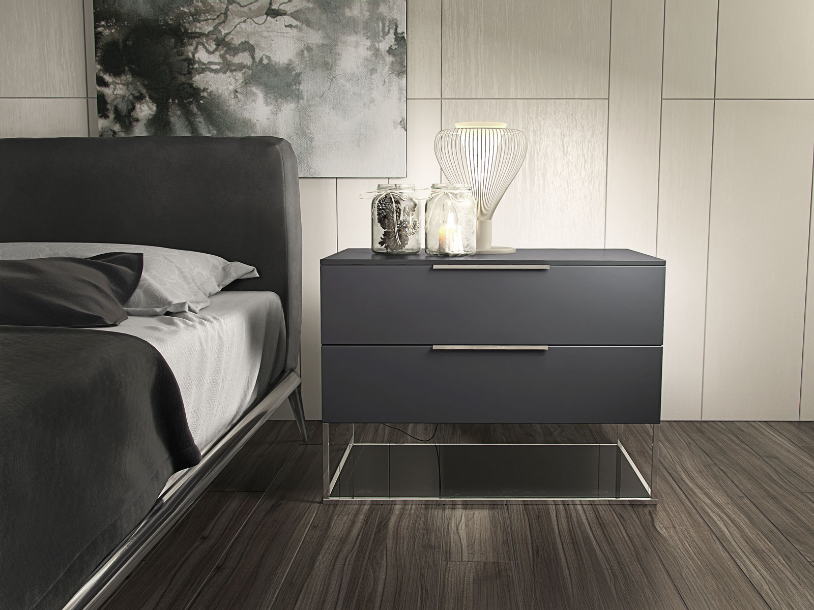 10 Modern Nightstands Designs Ideas For Your Home