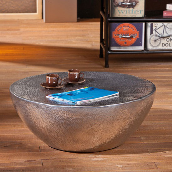 Round Coffee Tables – 10 Great Ideas for your Home