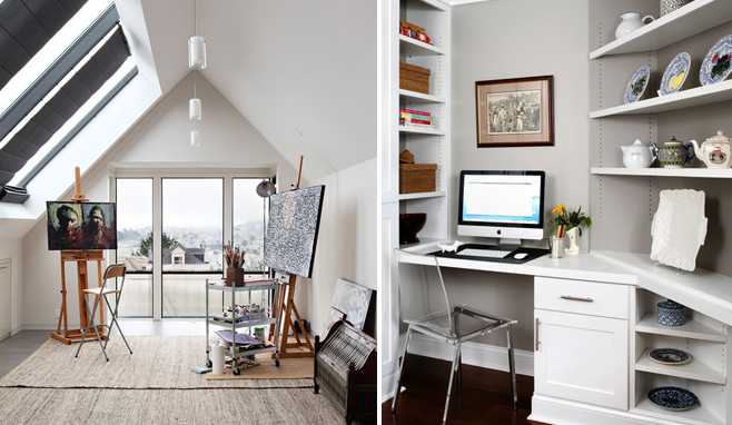 How To Make The Most Of Awkward Spaces: 7 Tips