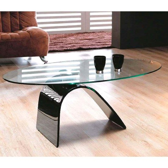 How To Express Your Innate Sense Of Style With A Bent Glass Rectangular Coffee Table