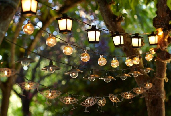 How To Choose Outdoor Lighting For Garden: 6 Simple Tips