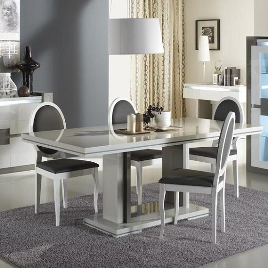 rimini extendable dining table - What You Need To Know About Extending Dining Tables