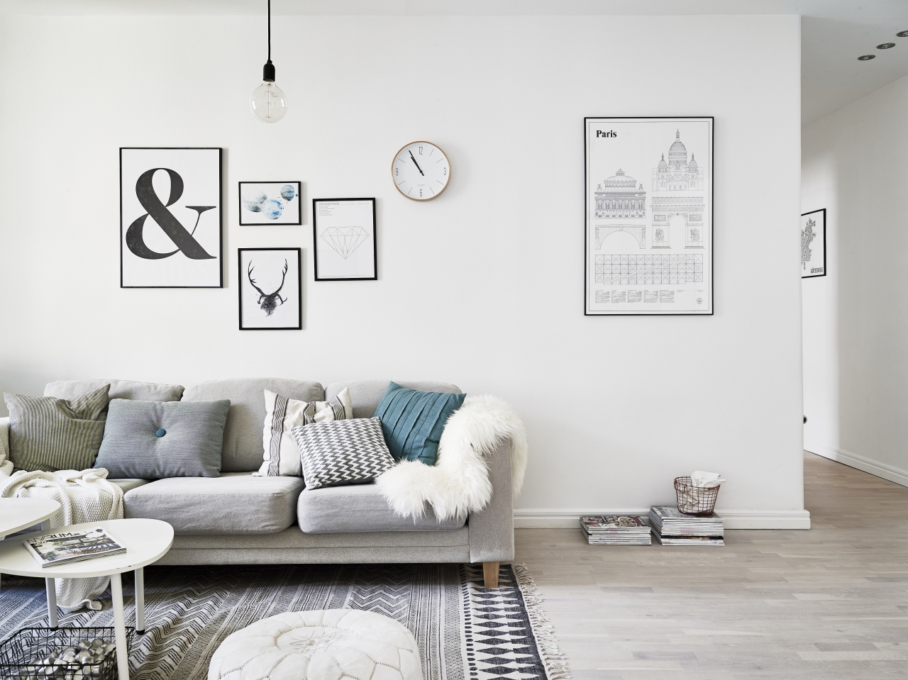 Tips For Creating A Scandinavian Living Room: 7 Ideas To Make A Note Of