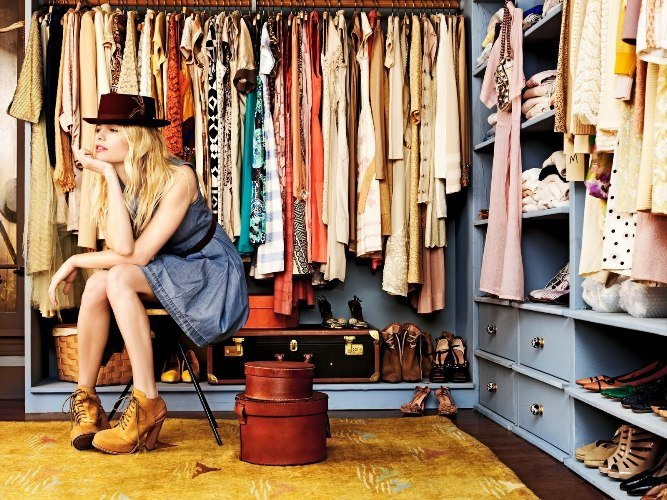How To Spring Clean Your Wardrobe: 5 Tips