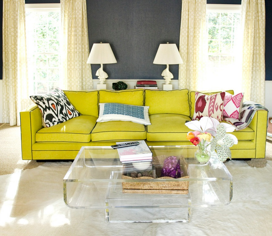 What To Do If You Need Help Bringing Colour Into Your Living Room: 8 Simple Suggestions