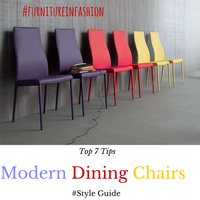 Modern Dining Chairs: On Sale Shopping Tips