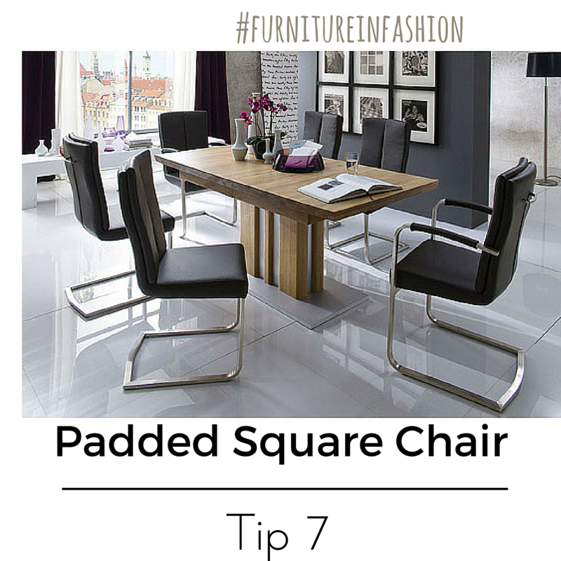 8 - Modern Dining Chairs: On Sale Shopping Tips