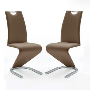 Amado ALIN10BX Brown MCA 300x300 - Brown Leather Dining Chairs: 10 Tips To Make Them Work In Your Interior