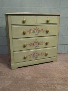 Antique Venetian Painted Pine  as292a245b 225x300 - Painting A Chest Of Drawers Ideas