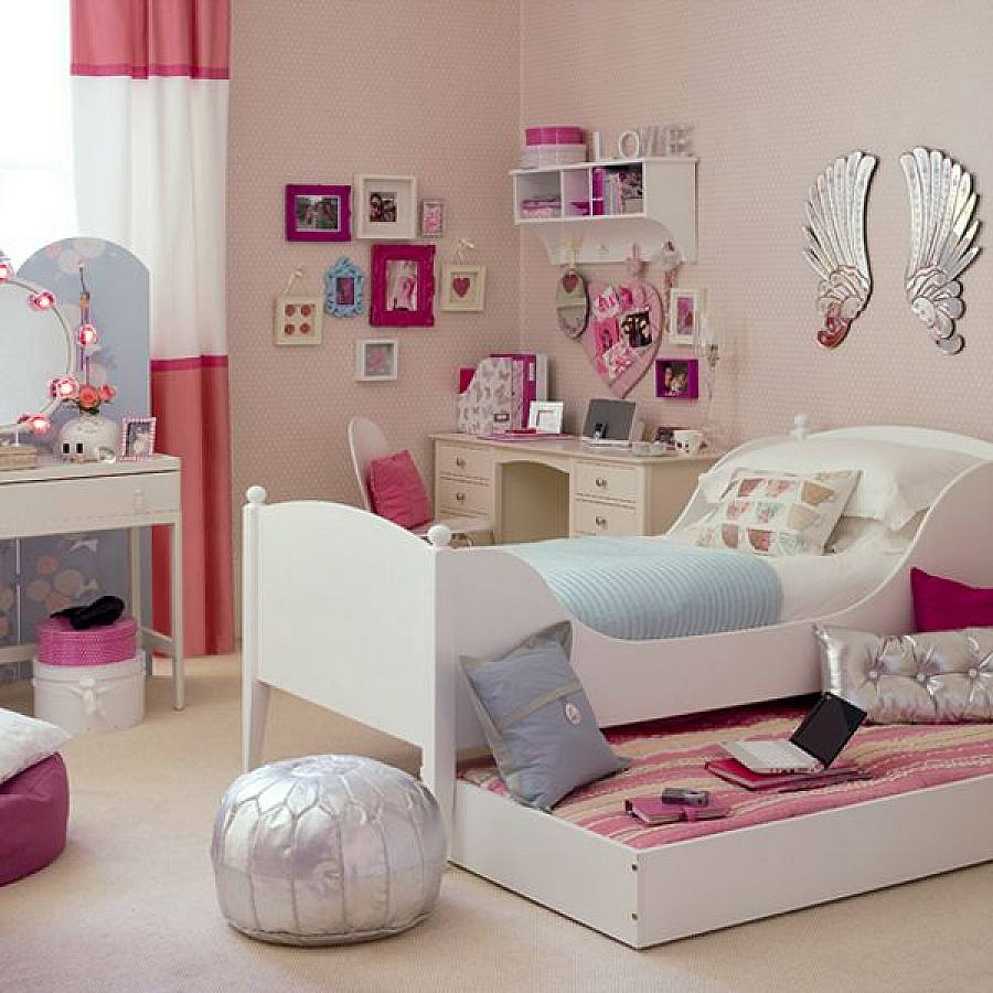 Creative Bedroom Furniture Ideas For Girls