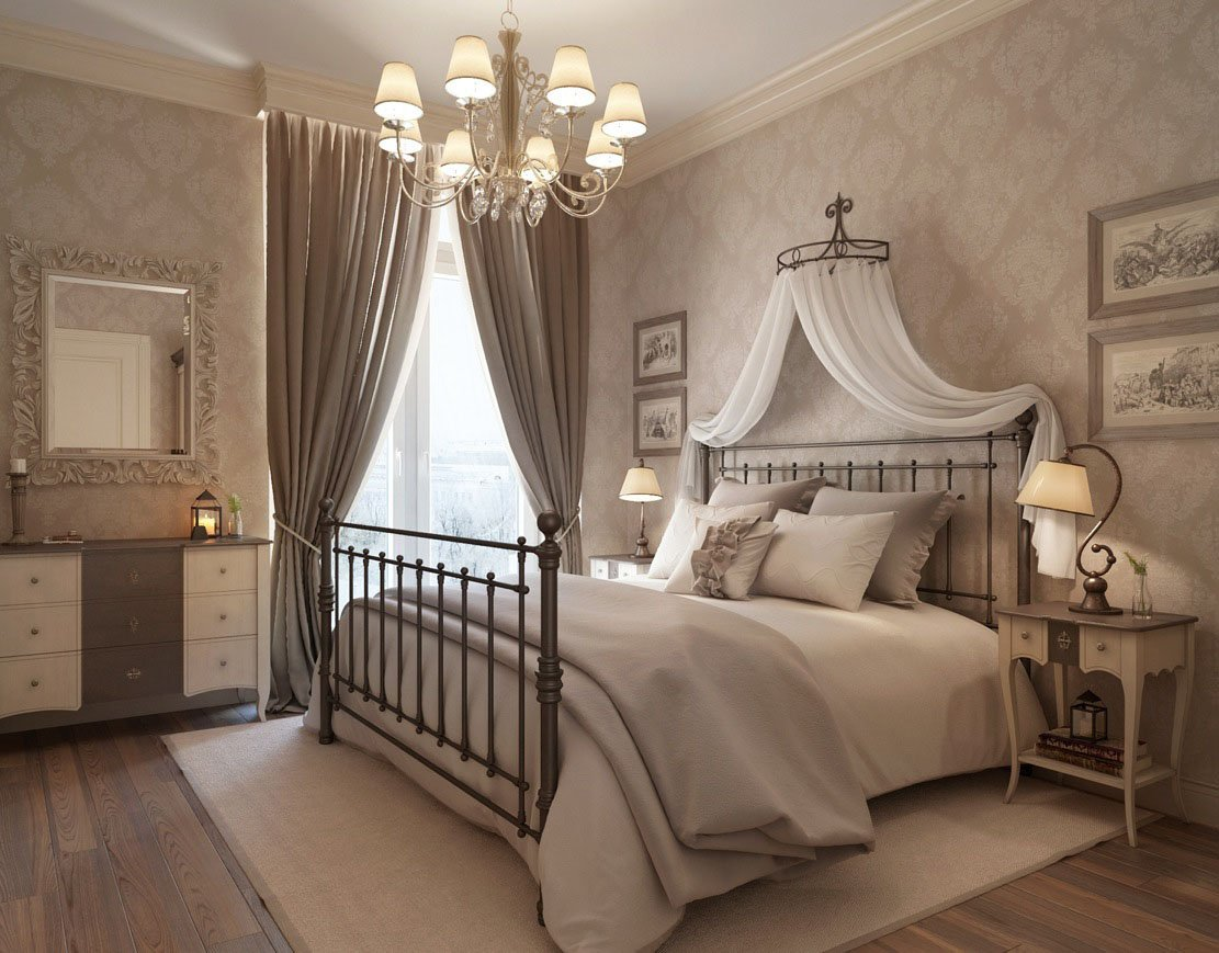 Canopy beds For the Modern Bedroom Freshome 91 - Antique Style Beds: Vintage Ideas To Decorate Your Bedroom