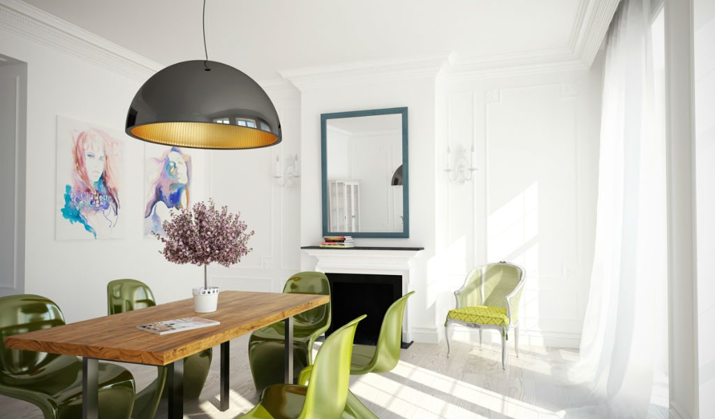 Brighten Up Your Dining Room With Different Colour Dining Chairs