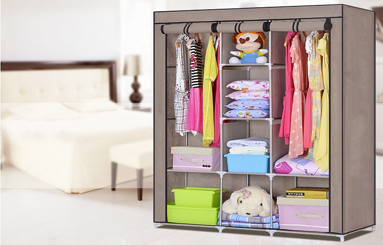 How To Decorate A Canvas Wardrobe: 6 Tips