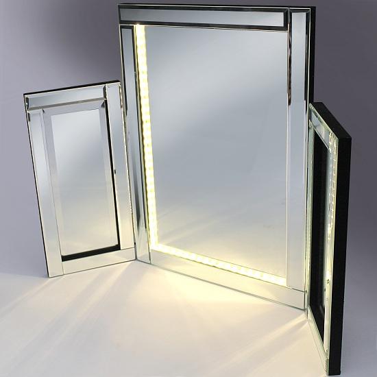 LED Warm 002 1 - 5 Design Tips On Choosing A Dresser Mirror