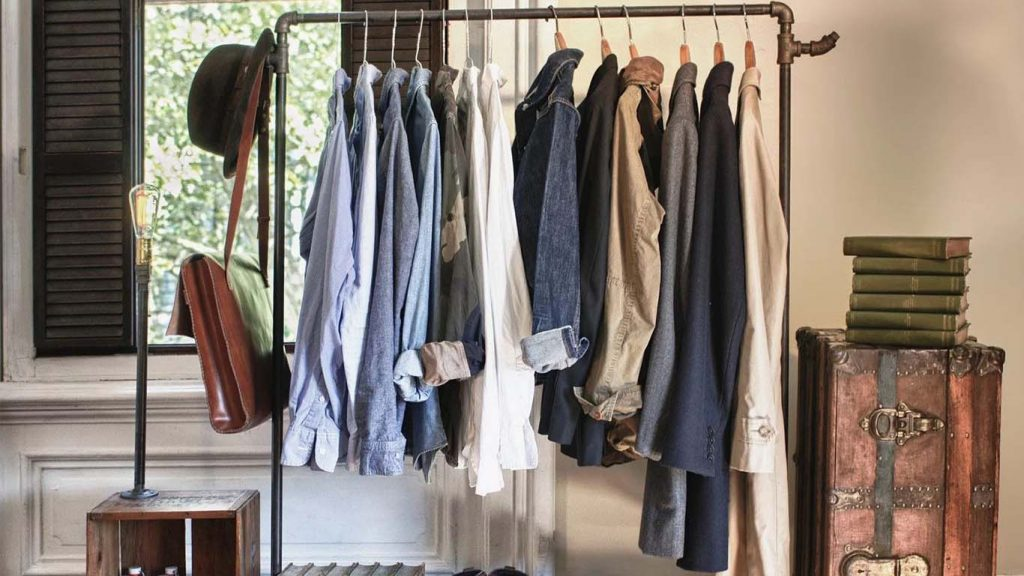 Hanging Clothes Storage Solutions