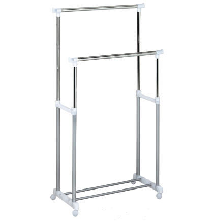 clothes railing 44332 - Hanging Clothes Storage Solutions