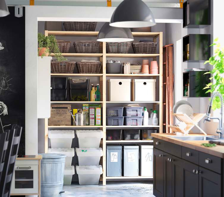 Garage storage solutions: DIY and ready-made ideas