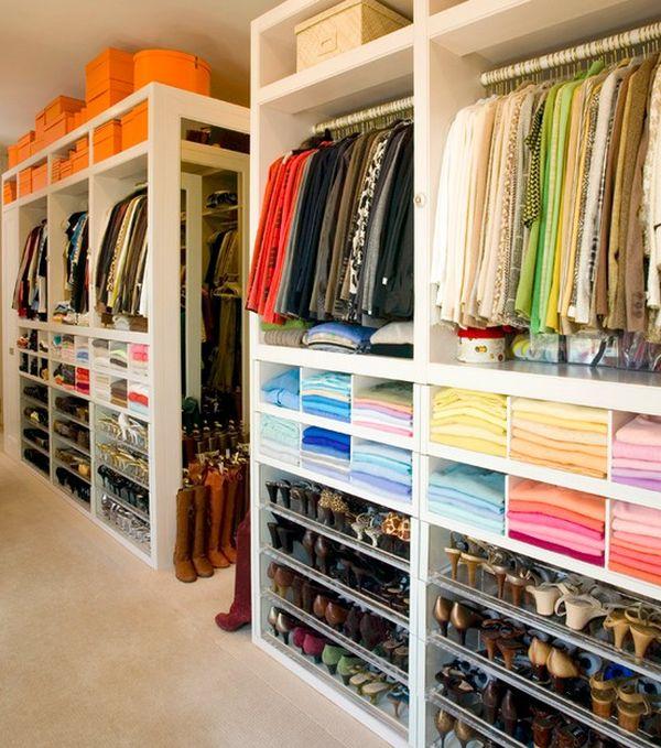 5 Ideas To Organize Your Closet