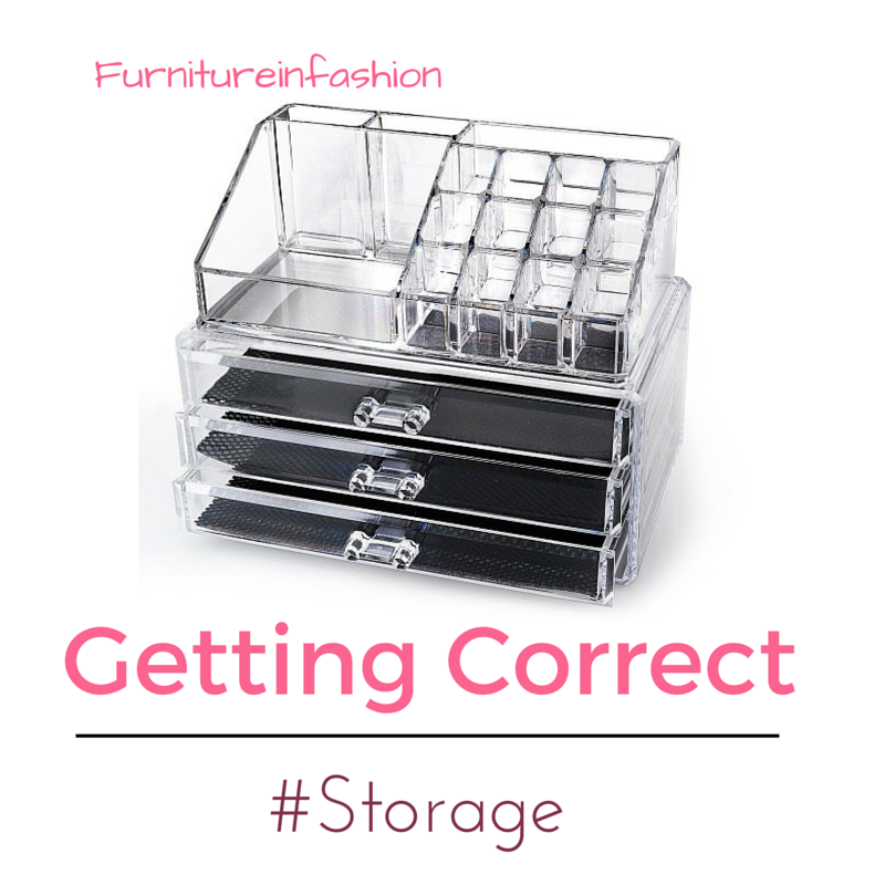 how to organise your dressing table 2 - How To Organize Your Dressing Table: 5 Useful Tips