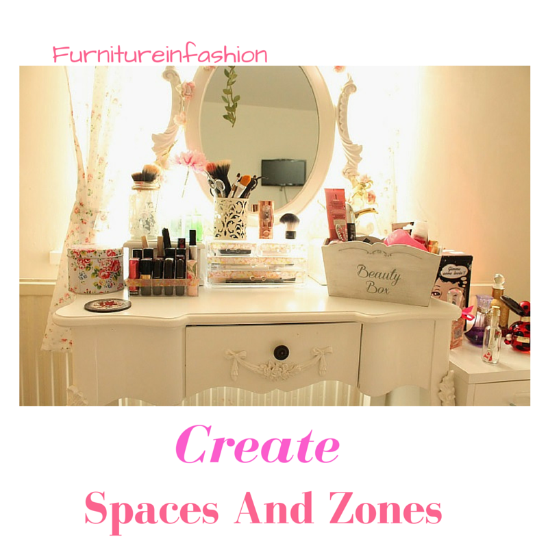 how to organise your dressing table 3 - How To Organize Your Dressing Table: 5 Useful Tips