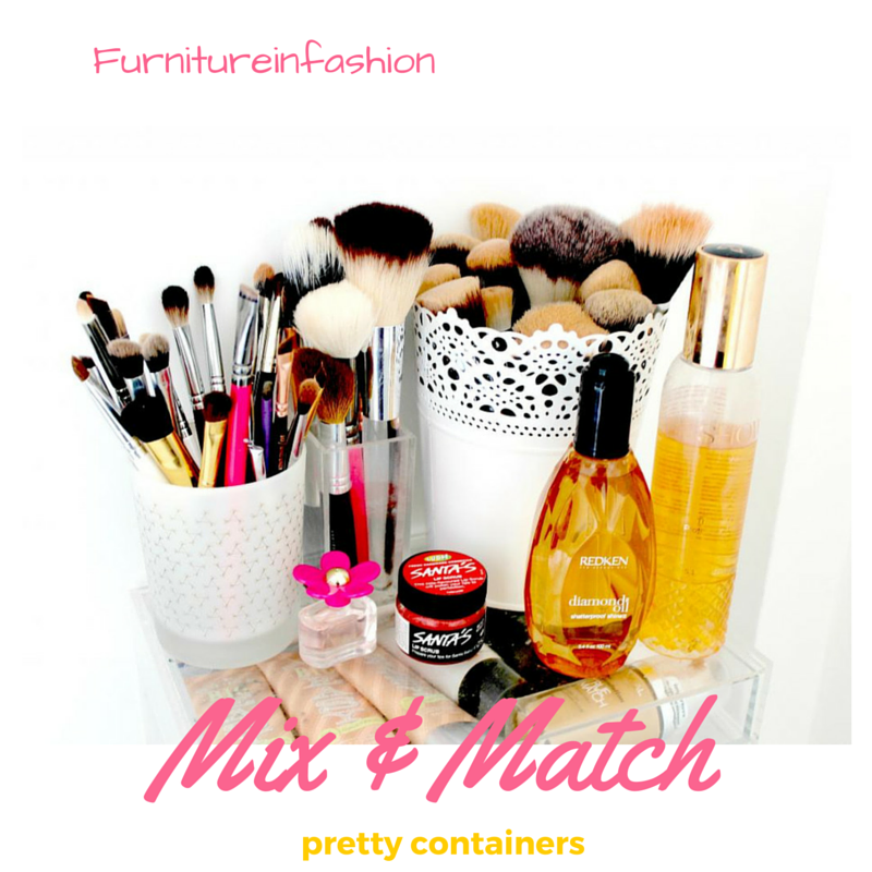 how to organise your dressing table 5 - How To Organize Your Dressing Table: 5 Useful Tips
