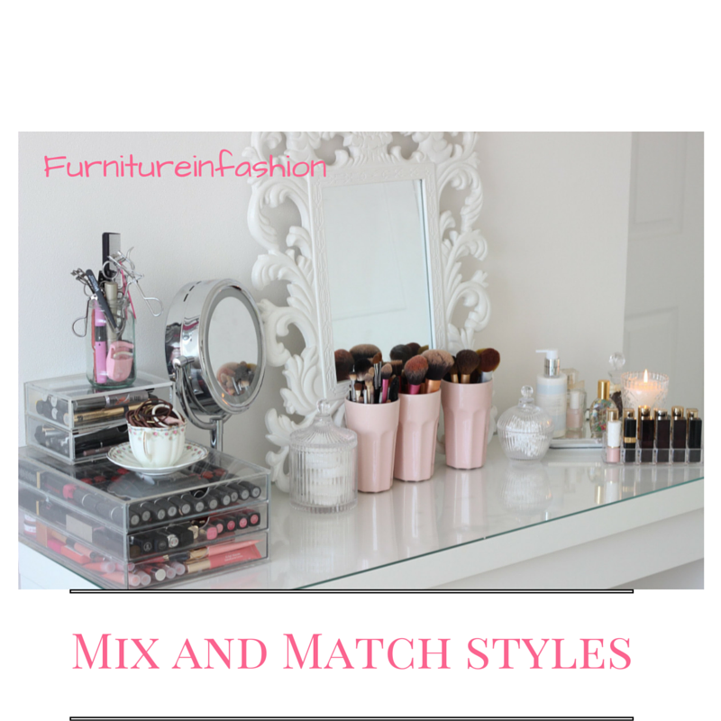 how to organise your dressing table 6 - How To Organize Your Dressing Table: 5 Useful Tips