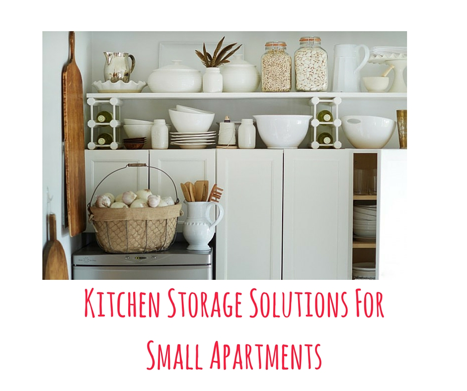 Making Big Out Of A Small Kitchen