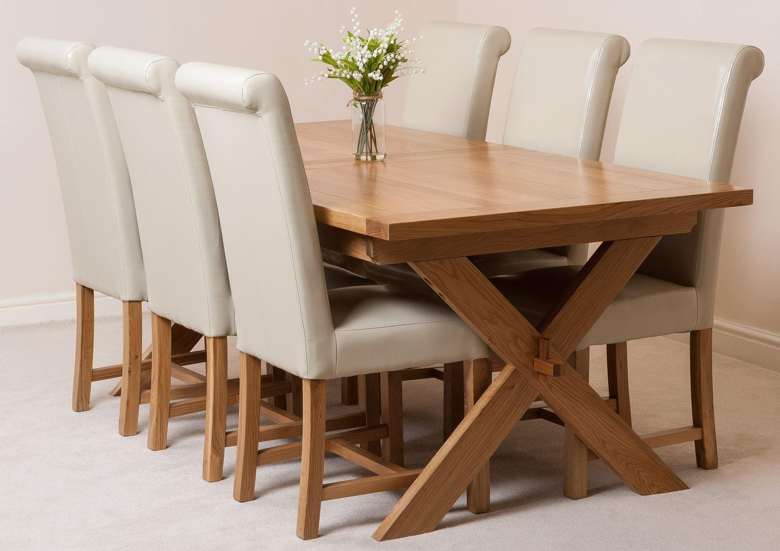Oak Dining Chairs Design Ideas