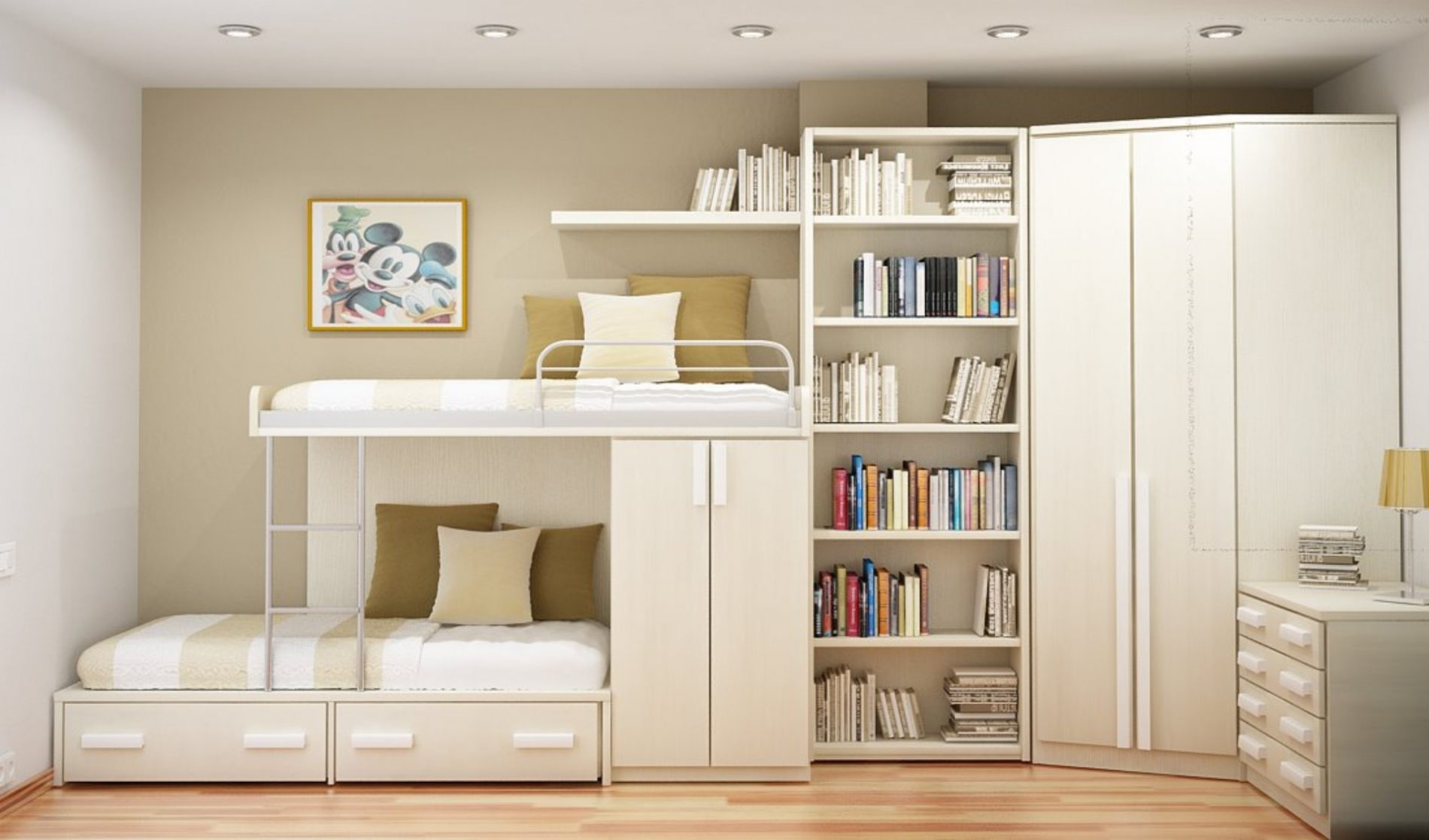 Choosing Beds With Storage To Maximize Space