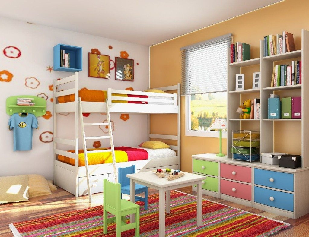 Children's Bunk Beds With Storage: How To Choose?