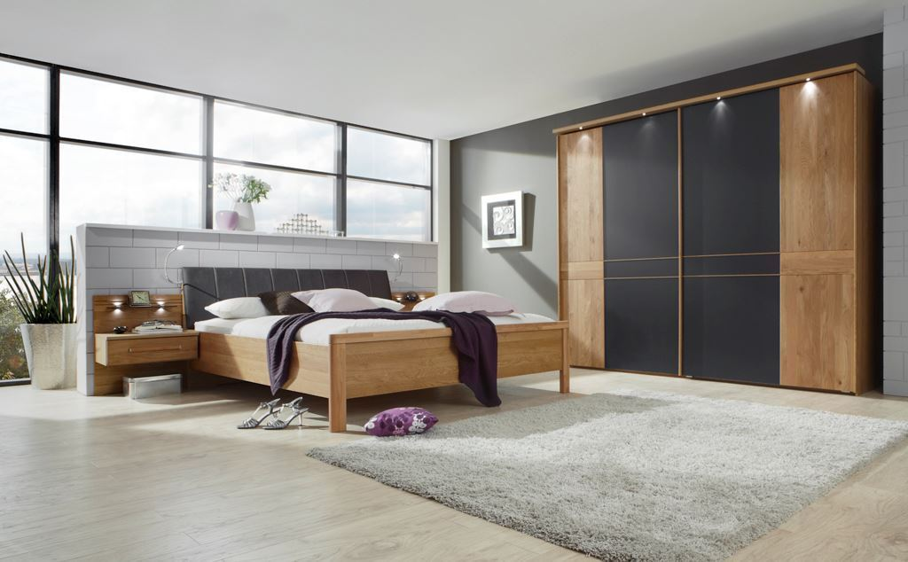 Solid Oak Beds And Matching Bedroom Furniture Ideas