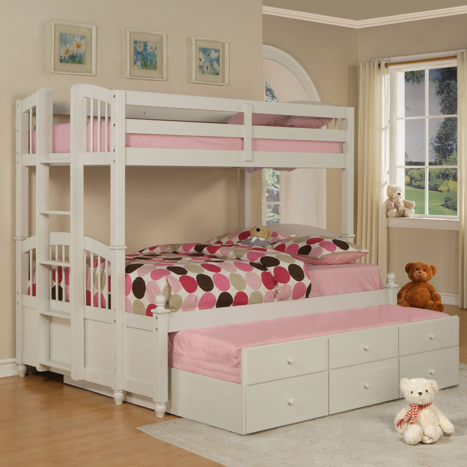 3 Bed Bunk Beds For Kids: Best Shopping Tips