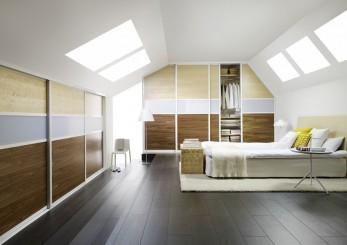 Bespoke Loft bedroom wardrobe min 347x245 - Loft Bedroom Furniture For An Attic