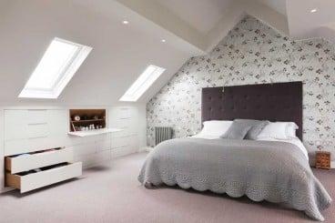 Built In Bedroom Storage Milverton min 368x245 - Loft Bedroom Furniture For An Attic