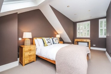 edison road crouch end house tour achica crouch end loft bedroom min 369x245 - Loft Bedroom Furniture For An Attic