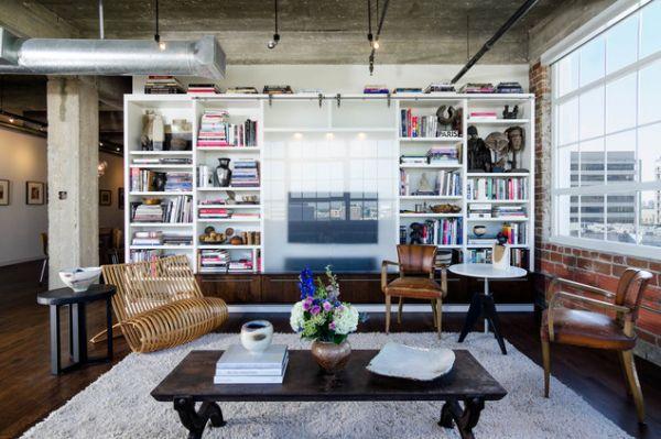loft interior design - 5 Best Urban Loft Furniture Tips