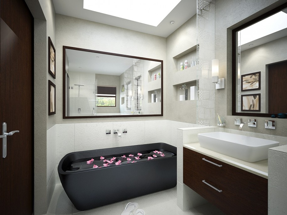 Keeping Your Bathroom Design Ideas Within Your Budget