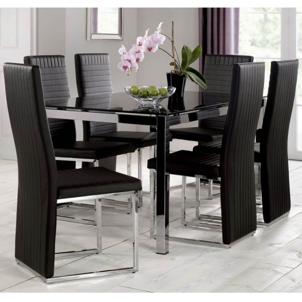 Complete Guide: Choosing A Black Dining Table