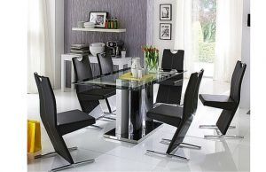 Kitchen Ideas Give Bar Stools A Fresh Spin In Your Kitchen 12 300x194 - 4 Reasons you Need to Consider Buying a Glass Top Dining Table