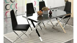 dining table in small kitchen 300x167 - 5 Reasons You Need a Versatile and Stylish Black Dining Table