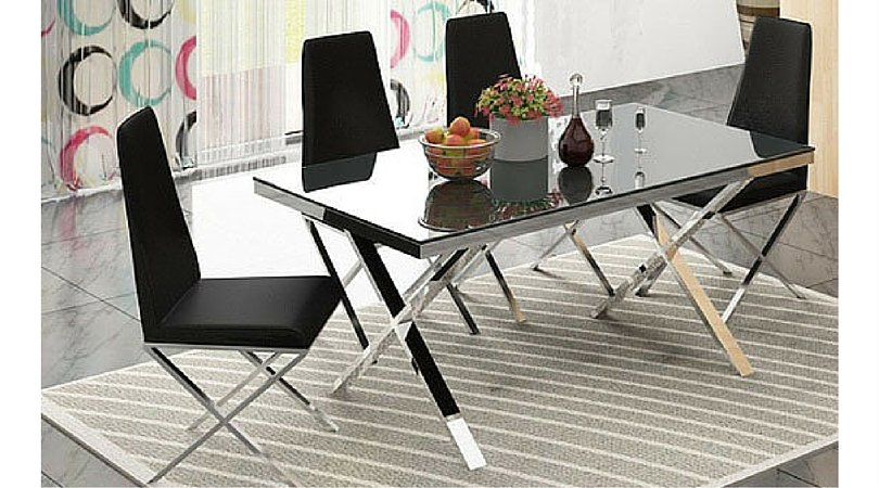 5 Reasons You Need a Versatile and Stylish Black Dining Table