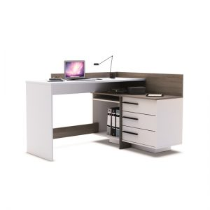 marvin wooden corner computer desk 300x300 - Give your Office a New Look with Corner Computer Desk