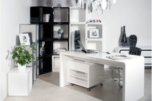 office furniture contemporary design modern office furniture ideas material budget amp quality collection 300x199 1 - 4 Important Points to Consider when Buying a Hideaway Computer Table