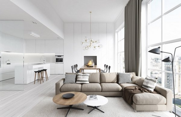 Choosing Storage Furniture Living Room Will Look Great With: Two Main Approaches