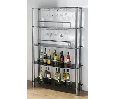 Where To Place A Small Oak Sideboard With Wine Rack