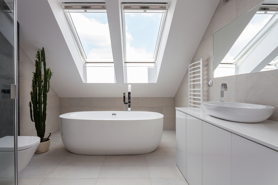 Two Popular Bathroom Designs You Can Create On Your Own