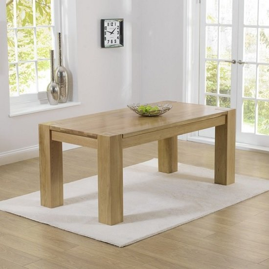 A Guide To Choosing The Perfect Dining Table