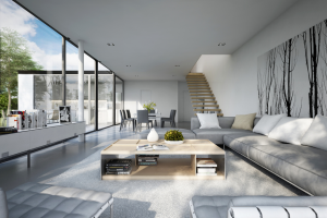 modern living room 300x200 - Coffee tables – don't forget about them!