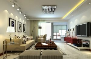 4 modern living room lighting ideas living room with decorative lighting 300x196 - Perfect Lighting For The Perfect Look