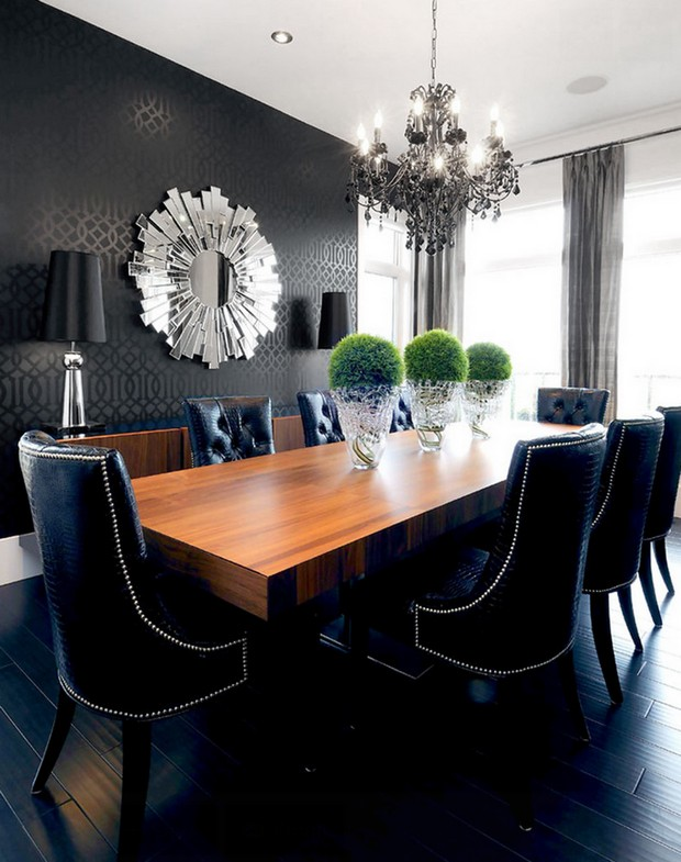 Interior Design Trend Colours For Your Dining Room